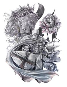 st george tattoo ideas - Google Search