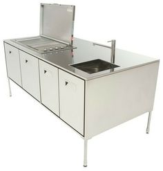 Artusi Outdoor   Kitchen Collection Industrial