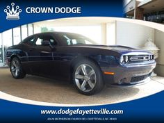 New 2016 Dodge Challenger R/T For Sale in Fayetteville NC |