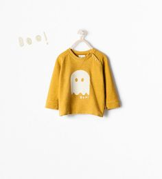 ZARA - KIDS - GHOST SWEATSHIRT