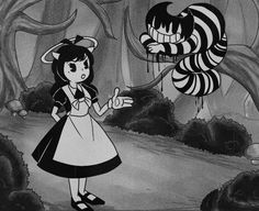 Alice Angel, Ink Bendy   Bendy and the Ink Machine