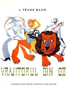 Wolny Alexandru - Vrajitorul din Oz Childhood Memories, Illustrators, Indie, Illustration Art, Fantasy, Photo And Video, Children, Movie Posters, Fictional Characters