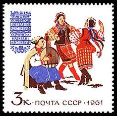 1961 Rusia-Eslavos Orientales