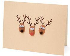 ideas for homemade christmas cards