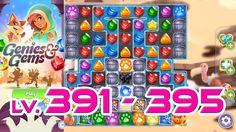 Genies & Gems - Level 391 - 395 (1080p/60fps)