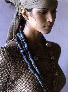 South American Beauty - Model: Patricia Velasquez (Venezuela)