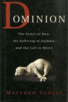 Dominion - Matthew Scully