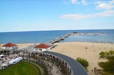 Sopot, Poland. Polish riveria, different place to go, cheaper
