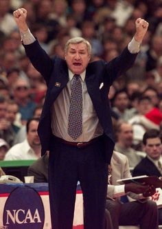 Dean Smith proved it's really, really hard to win the NCAA tournament | Dean Smith #DeanSmith