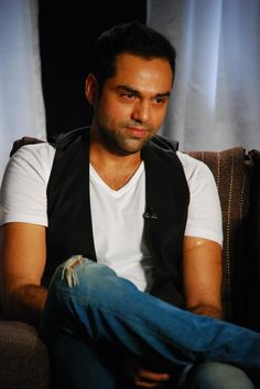 Abhay deol during chakravyuh music interview mehboob studio