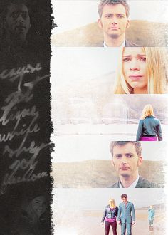 Ten and Rose ~ Doctor Who