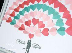 Custom Wedding Guest Book  New alternative to by WeddingUkraine