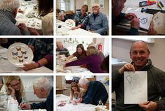 Recollection @ The Holburne Museum: A therapeutic community art group for those living with dementia.