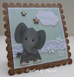 #mariannedesign #collectable #elinepellinkhof COL1384 Eline's Elephant COL1385 Eline's sheep