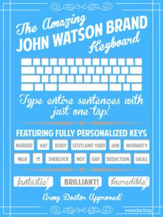 So more easy to John!