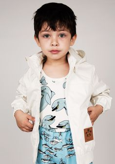 Look at that face! Mini Rodini SS15 campaign image! Available to buy from Little Concept http://littleconcept.com/