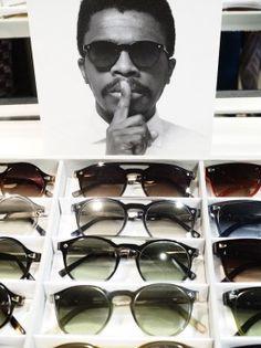 SNOB Milano Sunglasses. Photo by Salvo Sportato  > http://www.bacoluxury.com/three-new-must-have-eye-wear-brands/
