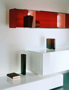 Wall Shelves Modern Design With Illuminated