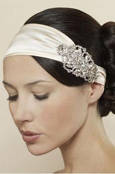 Victorian era headband