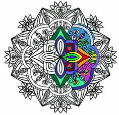 Printable Coloring Sheets, Mandala Coloring Pages, Awesome Gifts, Handmade Items, Handmade Gifts, Invite Your Friends, Decoration, Mystic, Best Gifts