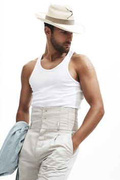 Noah Mills photographed by Chiun-Kai Shih for August Magazine Malaysia, May 2012.