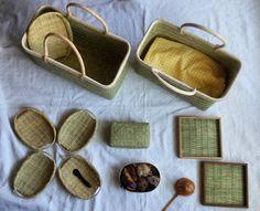 いいね!729件、コメント19件 ― hashimoto akikoさん(@suzutake_a.h)のInstagramアカウント: 「春のお出かけが 楽しくなる商品を。  #すず竹#スズ竹#かご #cafuneさんのお弁当 #handmade#craft」