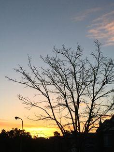 http://www.instagram.com/fannybdn/  #sky #sunset #aupair #australie #melbourne