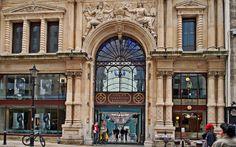 Great Western Arcade, Birmingham UK Birmingham England, Walsall, 2nd City, Interesting Buildings, Great Western, West Midlands, Old Buildings, Best Cities, Big Ben