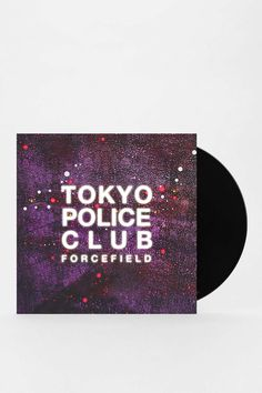 Tokyo Police Club - Forcefield LP