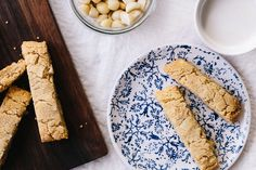 How to Make Better Macadamia Biscotti at Home