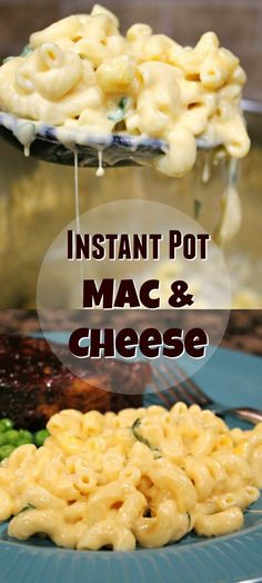 Instant Pot Mac and Cheese - Ready in under 10 minutes!!!