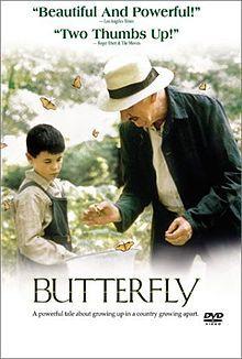 Butterfly's Tongue (Butterfly, La lengua de las mariposas). Spain. Fernando Fernan Gomez, Manuel Lozani, Uxia Blanco, Elena Fernandez. Directed by Jose Luis Cuerda. 1999