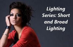 Lighting Series: Short and Broad Lighting Explained | Backdrop Express Photography Blog