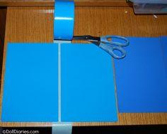 How to make a folding gymnastics mat
