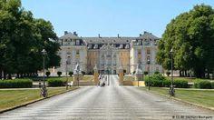 Alemania. Palacio de Augustusburg