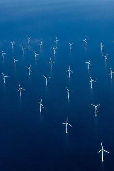 Windmills of the Sea  |  Steen Rasmussen