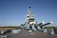 What a cool day trip idea, and a cool way to show kids history at the Battleship Memorial in Wilmington!  McCauley Family Learning Center