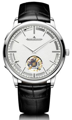 Jaeger-LeCoultre Master Ultra-Thin Minute Repeater Flying Tourbillon Watch