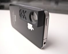Macro iPhone Lens