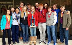 Westminster Wins Region Science Olympiad