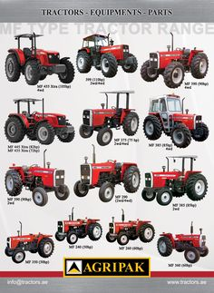"""Farm Tractors Farm Implements Tractors Accessories Material Handling Equipments  We are Specialized Exporter of Massey Ferguson & New Holland Tractor also manufacturing Agricultural Implements. Category / subcategory: Agro-Machinery, Tractors Activities : """"MANUFACTURER"""" of Agricultural Machinery and Implements & """"SPECIALIZED EXPORTERS"""" of Massey Ferguson & New Holland Tractors around the world."""