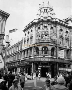 The Gielgud Theatre, Shaftesbury Avenue, London