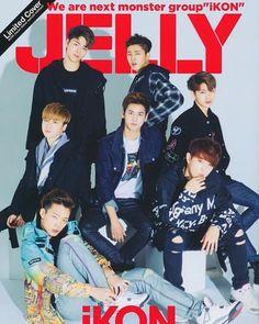 jelly Magazine  F. #YG #ikon  #songyunhyeong #yunhyeong  #yoyo  #bi #hanbin  #jinhwan #bobby #donghyuk  #junhoe #chanwoo  #아이콘 #송윤형 #윤형 #여여  #한빈 #비아이 #진환 #바비 #동혁 #준회 #찬우 by yoyo.ikon