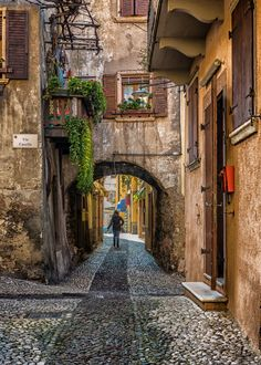 Malcesine italy