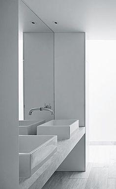#Minimalist #bathroom Pretty Minimalist Decor Ideas Idea