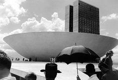 Congresso Nacional, 1960, Brasília, DF by Acervo Jornal Estado de Minas