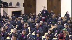 """BIG SHOW OPENING - 11"" - Universal Kempo Karate (Colorado Springs Karate Martial Arts)"