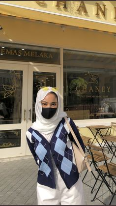 Hijab Style Dress, Modest Fashion Hijab, Modern Hijab Fashion, Muslim Women Fashion, Street Hijab Fashion, Modesty Fashion, Casual Hijab Outfit, Look Fashion, Fashion Outfits