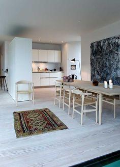Une maison contemporaine au Danemark - PLANETE DECO a homes world