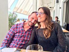 Danilo Ikodinovic and Maja Ognjenovic in 2014...